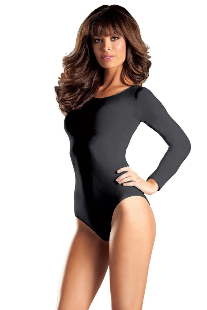 BW634B Basic Opaque Bodysuit