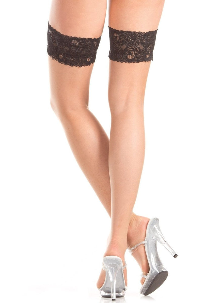 BW793 Lace Top Thigh Highs