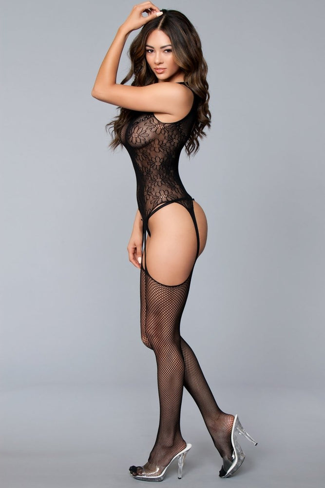 BWB122 Love Lost Body Stocking