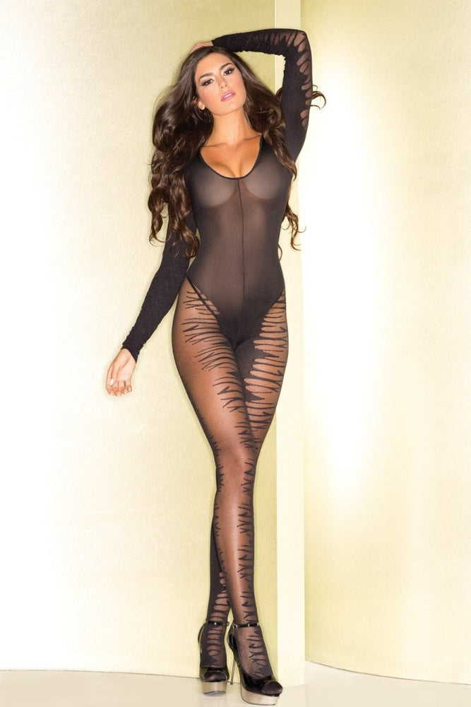 BWB76 Kat Suit Body Stocking
