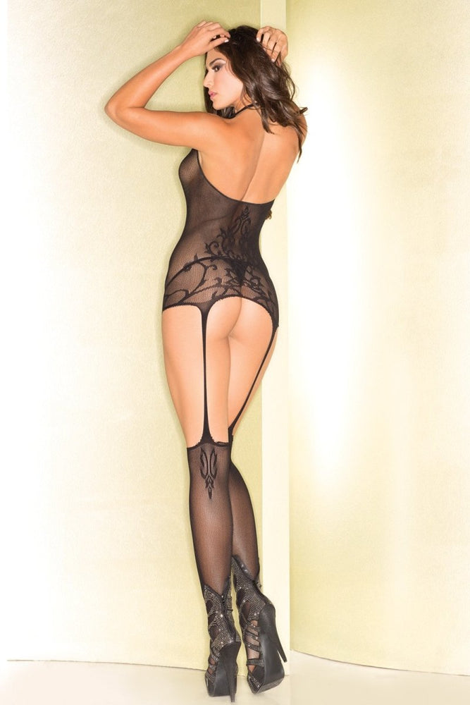BWB79 Suspended Love Body Stocking