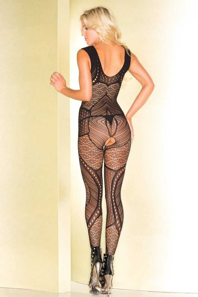 BWB80 Getting Geometric Body Stocking
