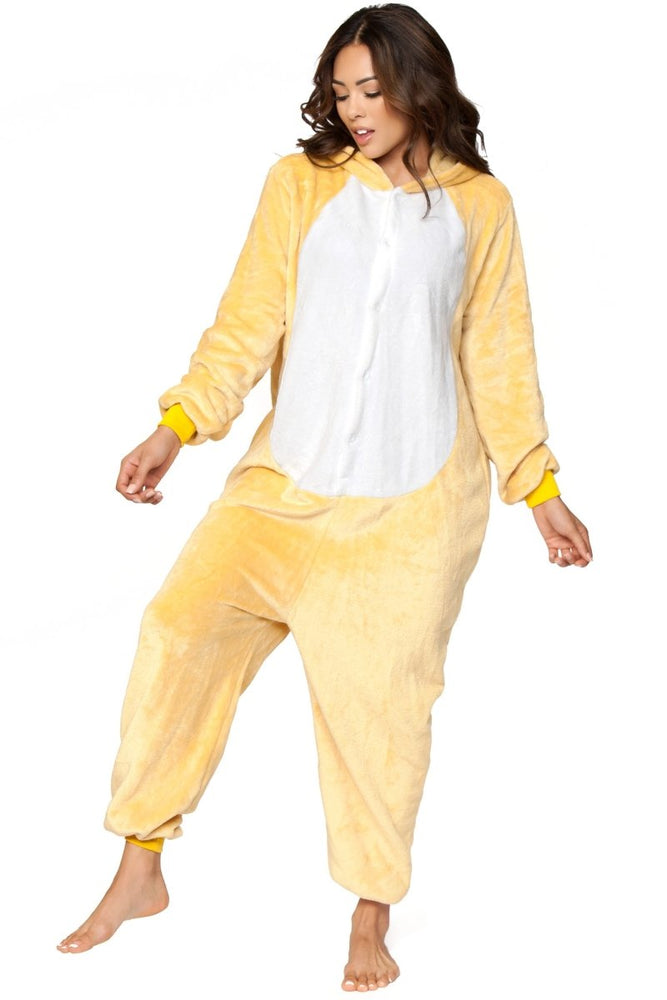 C1804 BEAR Adult Onesie