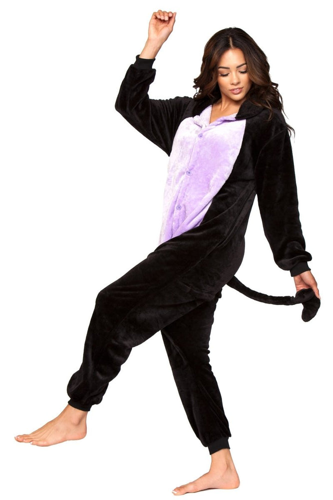 C1806 CAT Adult Onesie