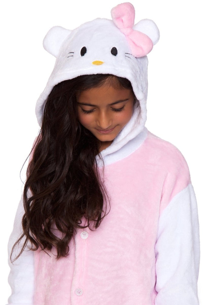 C1816-C KITTY CAT Child Onesie