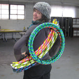 Ninja Travel Hoops
