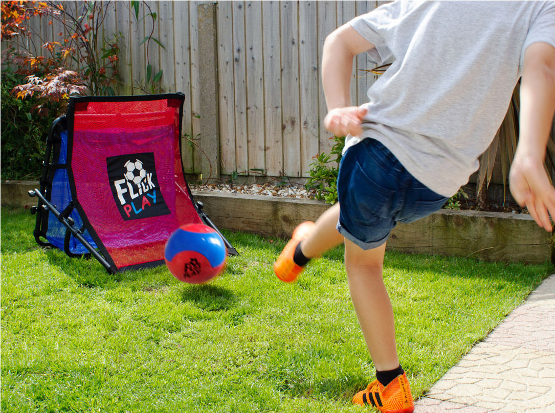 Play Mini Soccer Skills Trainer