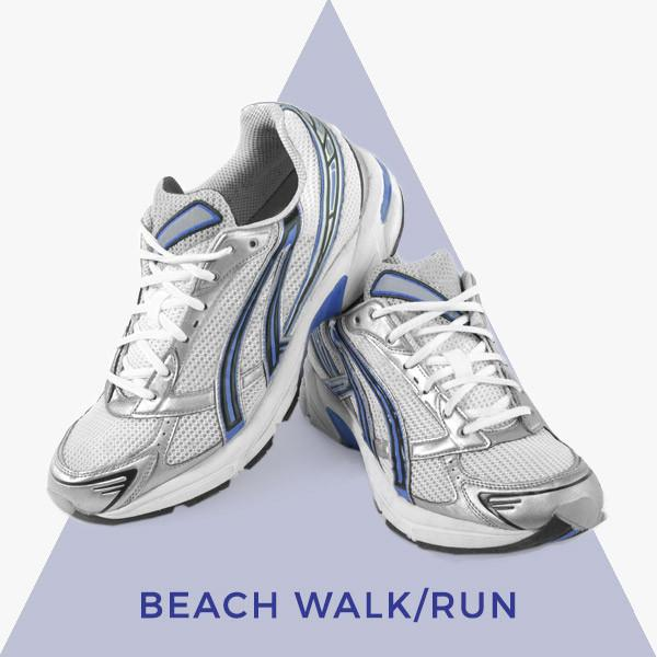 2-Mile Beach Walk/Run