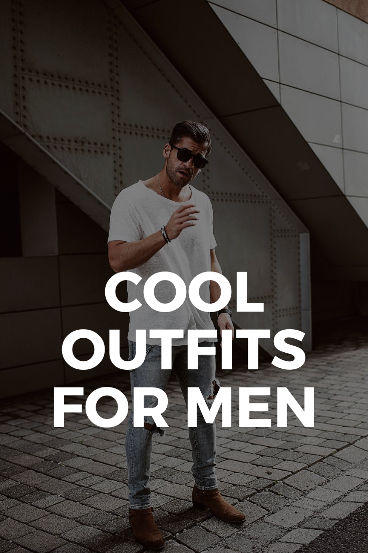 Cool casual outfits for men #mens #fashion #casual #street #style