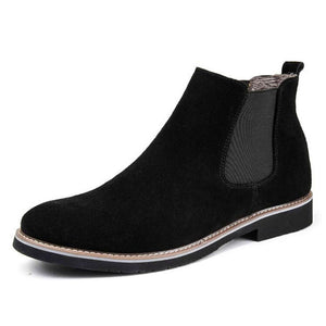 Suede Chelsea Boots For Men