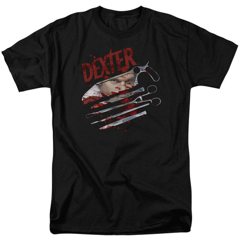 Dexter Blood Never Lies 2 T Shirt