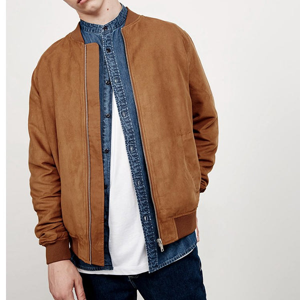 Casual Suede jacket For Men