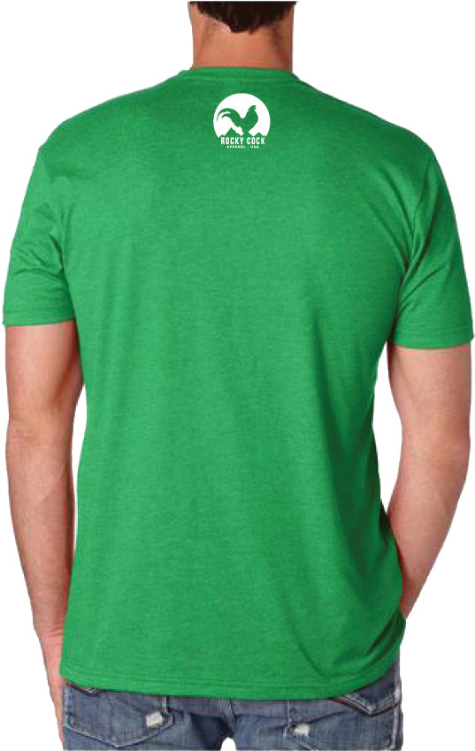 Reign Your Game Tee - Vintage Green