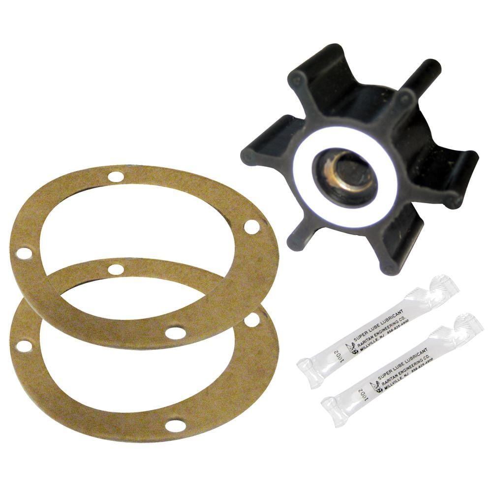 Raritan G13 Impeller w-Teflon Washers & Pump Gaskets