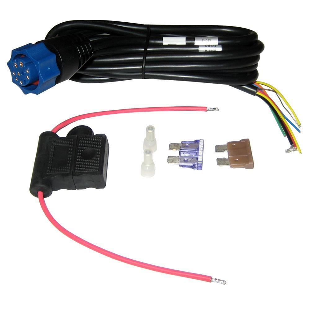 Lowrance Power Cable f-HDS Series