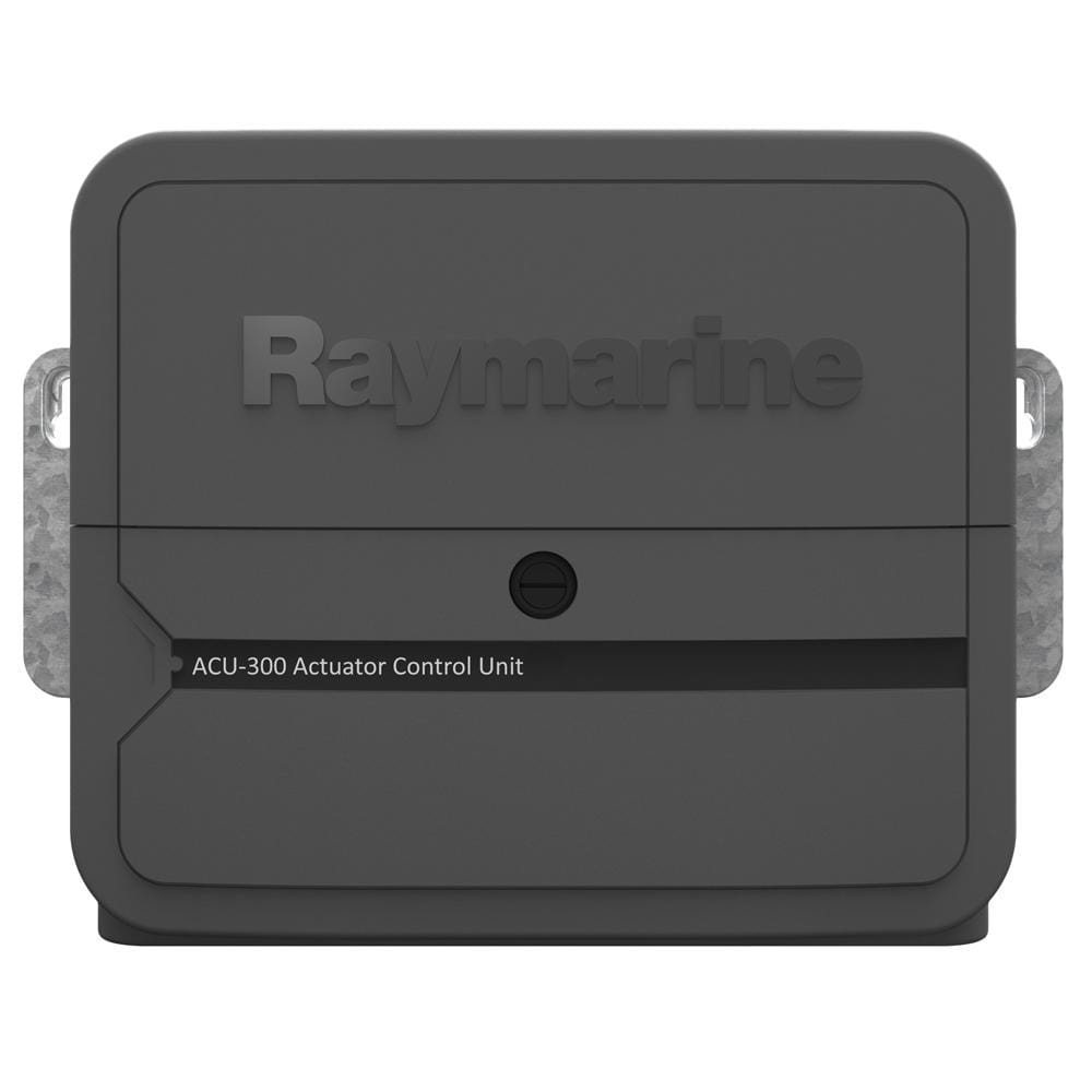 Raymarine ACU-300 Actuator Control Unit f-Solenoid Contolled Steering Systems & Constant Running Hydraulic Pumps