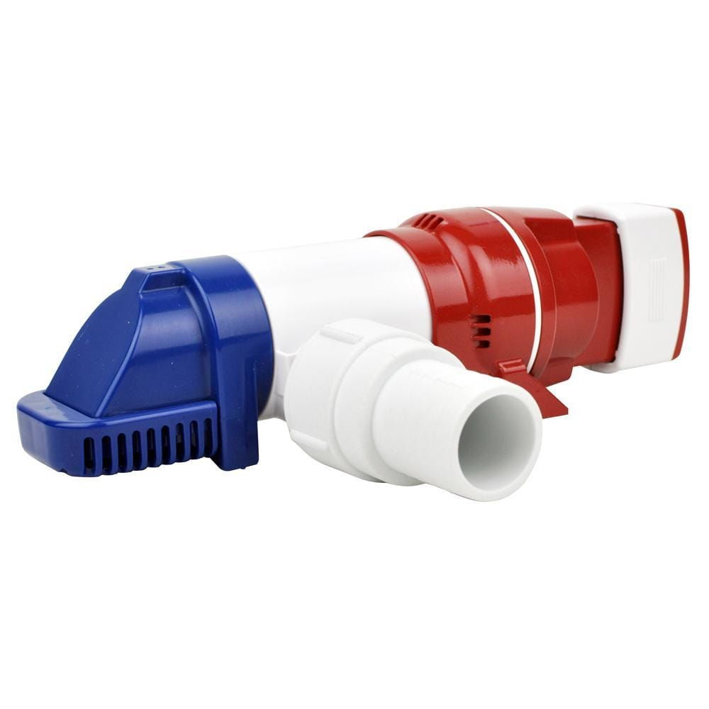 Rule LoPro 900GPH Bilge Pump - Automatic