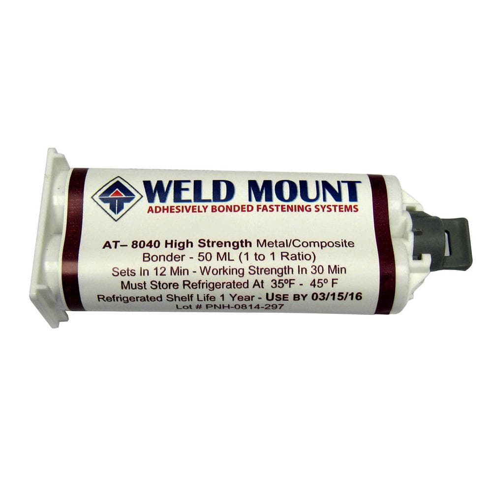 Weld Mount No Slide Metal-Composite Bonder