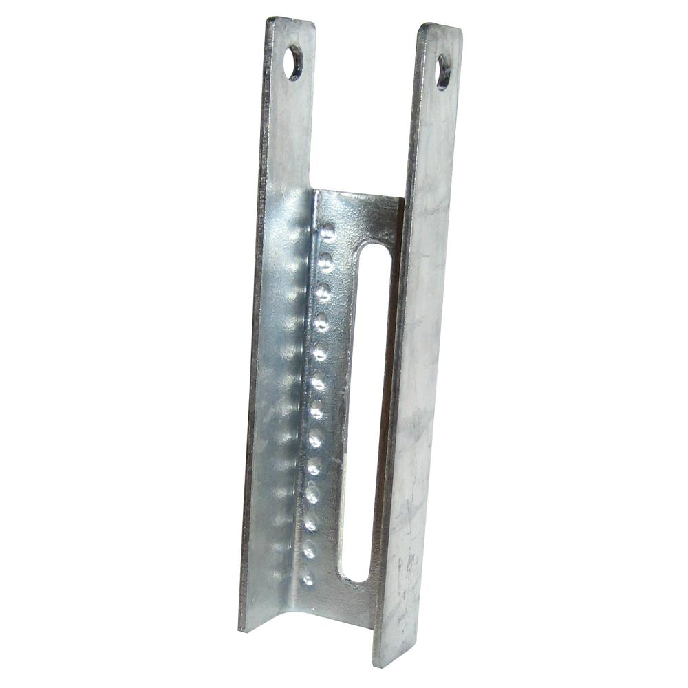 C.E. Smith Vertical Bunk Bracket Dimpled - 7-1-2""