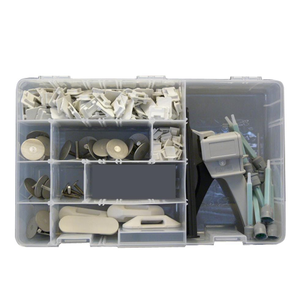 Weld Mount Executive Fastener Kit - No Adhesive