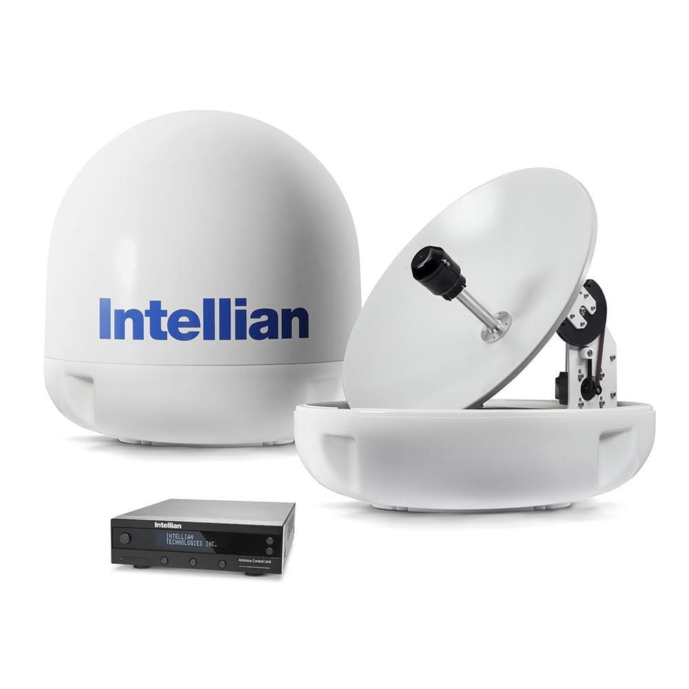 "Intellian i5 US System - 20.8"" Dish w-All-Americas LNB"