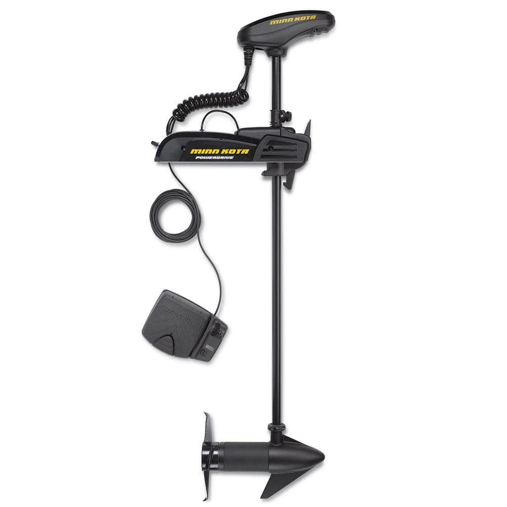 Minn Kota Pontoon Powerdrive 54_BT - 12v-54lb-48""