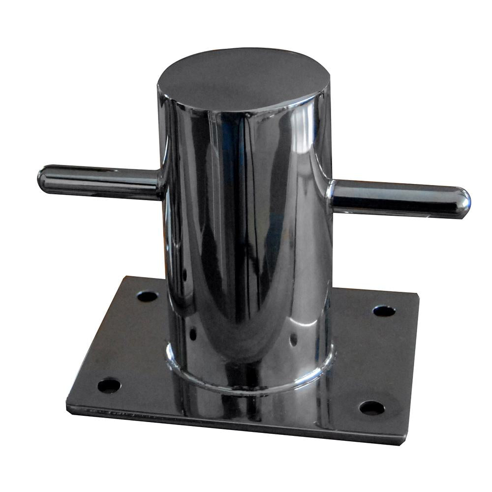 Dock Edge Stainless Steel Bollard - 4-3-4""