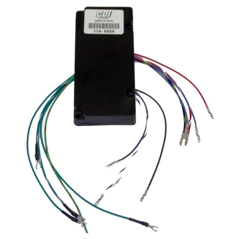 Mrc Switch Box 4cyl