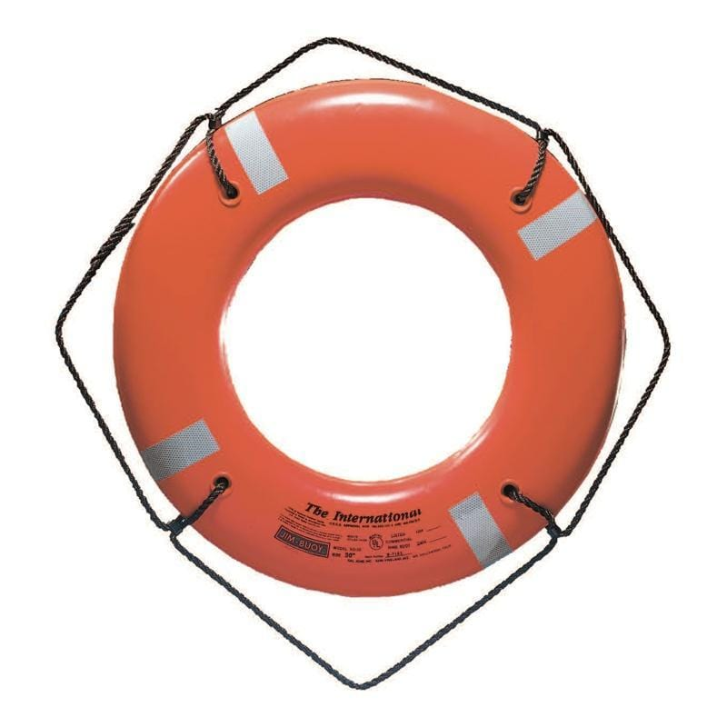 Ring Buoy Or W-tape 30""