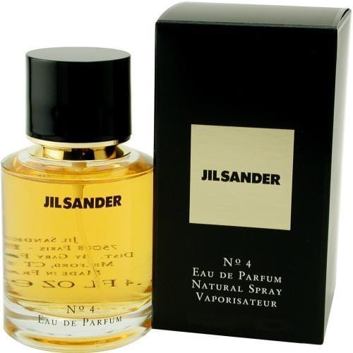 Jil Sander #4 By Jil Sander Eau De Parfum Spray 3.4 Oz - Got2Save