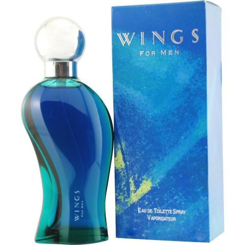 Wings By Giorgio Beverly Hills Edt Spray 1.7 Oz