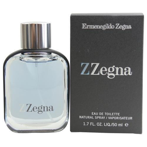 Z Zegna By Ermenegildo Zegna Edt Spray 1.7 Oz