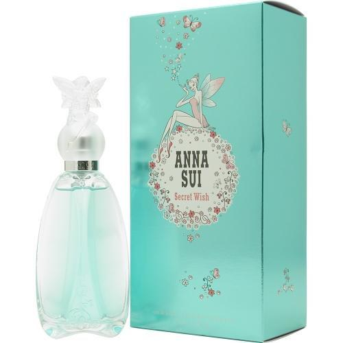 Secret Wish By Anna Sui Edt Spray 2.5 Oz