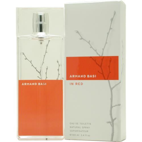 Armand Basi In Red By Armand Basi Edt Spray 3.4 Oz - Got2Save