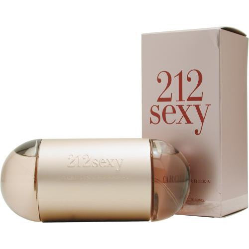 212 Sexy By Carolina Herrera Eau De Parfum Spray 1 Oz - Got2Save