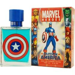Captain America By Marvel Edt Spray 3.4 Oz - Got2Save