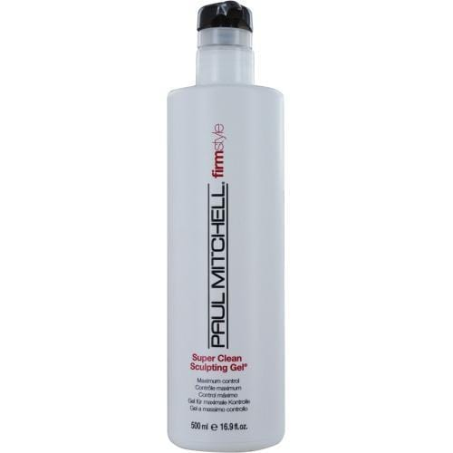 Super Clean Sculpting Gel Maximum Hold And Control 16.9 Oz