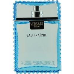 Versace Man Eau Fraiche By Gianni Versace Deodorant Spray 3.4 Oz