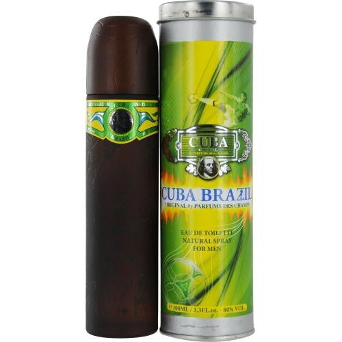 Cuba Brazil By Cuba Edt Spray 3.3 Oz - Got2Save