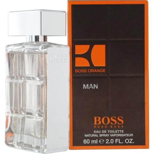 Boss Orange Man By Hugo Boss Edt Spray 2 Oz - Got2Save