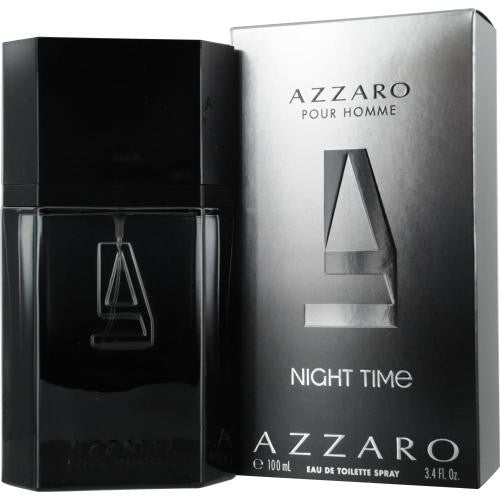 Azzaro Night Time By Azzaro Edt Spray 3.4 Oz - Got2Save
