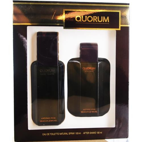 Antonio Puig Gift Set Quorum By Antonio Puig - Got2Save