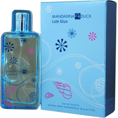 Mandarina Duck Cute Blue By Mandarina Duck Edt Spray 1.7 Oz - Got2Save