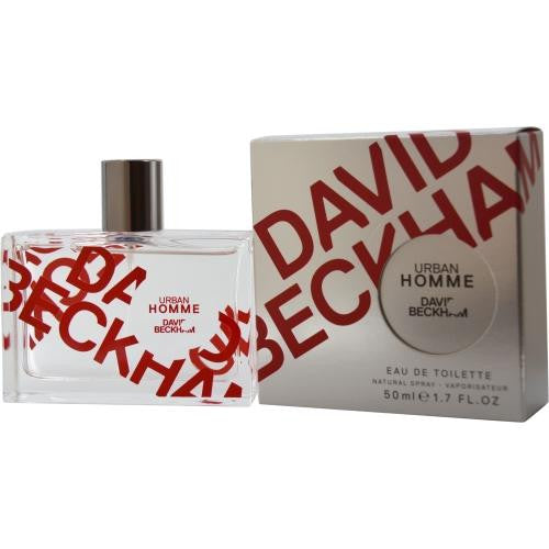 David Beckham Urban Homme By David Beckham Edt Spray 1.7 Oz - Got2Save