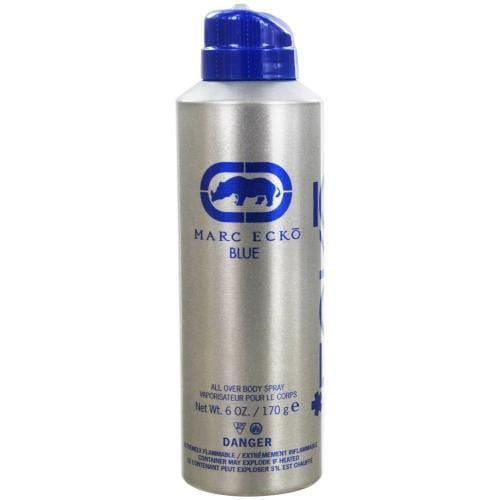 Marc Ecko Blue By Marc Ecko All Over Body Spray 6 Oz - Got2Save