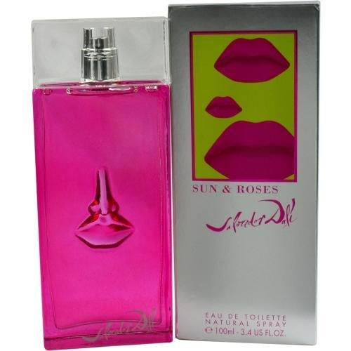 Sun & Roses By Salvador Dali Edt Spray 3.4 Oz