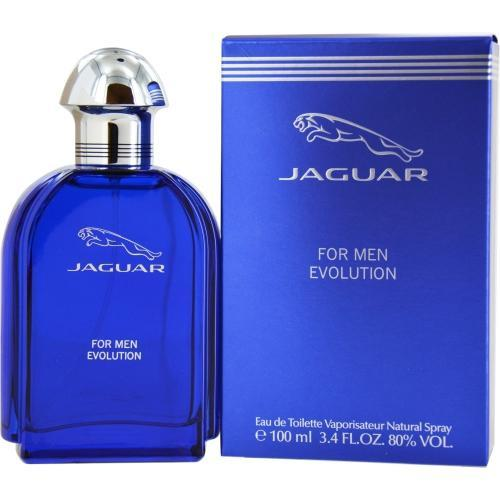 Jaguar Evolution By Jaguar Edt Spray 3.4 Oz - Got2Save