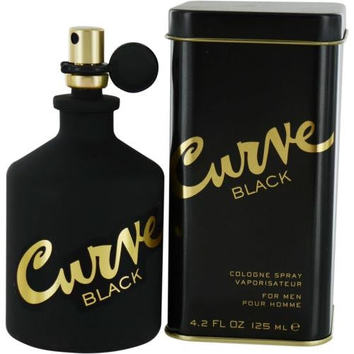 Curve Black By Liz Claiborne Cologne Spray 4.2 Oz - Got2Save