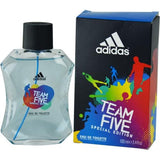 Adidas Team Five By Adidas Edt Spray 3.4 Oz (special Edition) - Got2Save