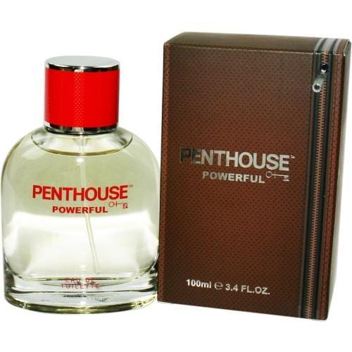 Penthouse Powerful By Penthouse Edt Spray 3.4 Oz